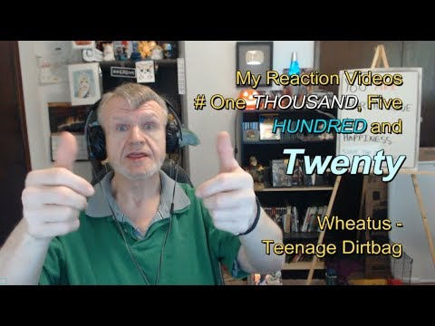 Wheatus - Teenage Dirtbag : My Reaction Videos #1,520