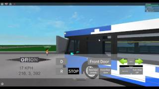 Roblox Lakewood Transit Commission 2007/6 Orion VII OG HEV!