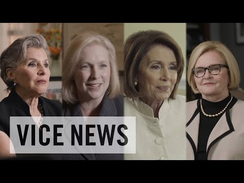 America's powerful female politicians tell us how they broke the glass ceiling