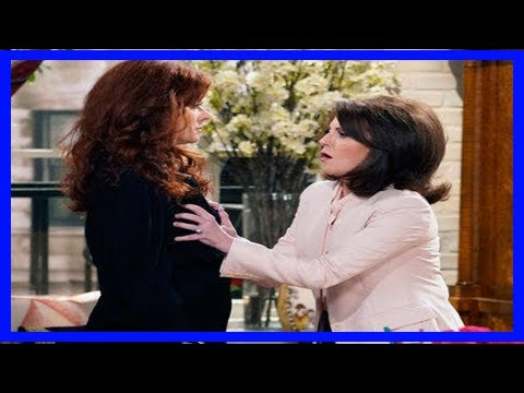 Will and grace's secret pre-show ritual is...?!