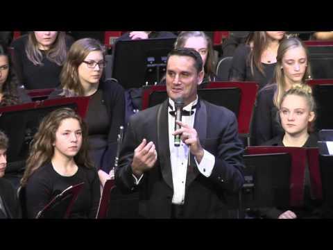 Edina HS Symphonic and Concert Bands Fall Concert