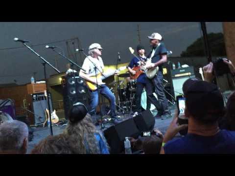 Eric Gales Band with Guest Craig Erickson, Irish Fest Cedar Rapids June 18, 2016