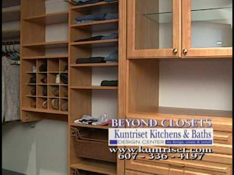 Beyond Closets At The Kuntriset Kitchens U0026 Baths Design Center   Norwich, NY