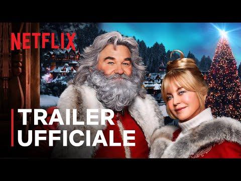 Qualcuno salvi il Natale: Seconda parte con Kurt Russell e Goldie Hawn | Trailer ufficiale | Netflix