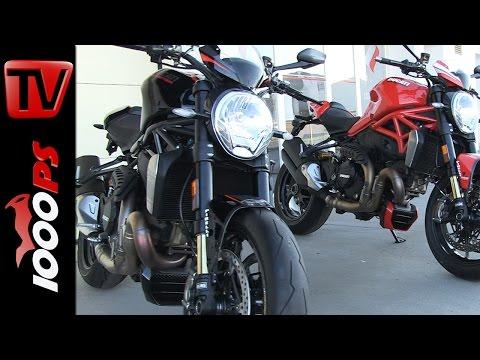Ducati Monster 1200 R 2016 | Zubehör