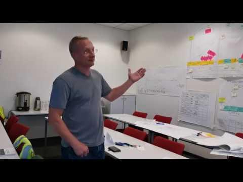 Видеоотзыв о сессии курса по обучению экспертов бережливого производства «Эксперт PRO», 2019 год
