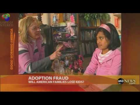 Adoption Scheme Involving Children from Samoa