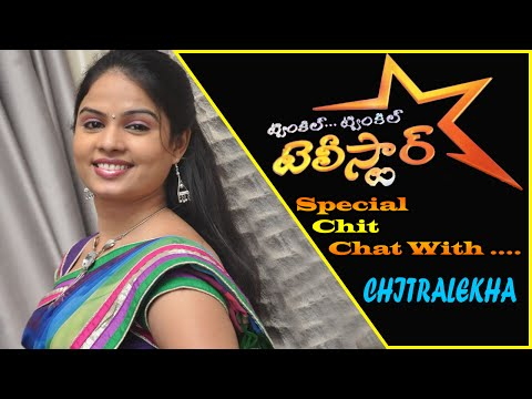 Anchor Chitralekha Special Chit Chat In Twinkle Twinkle Tele Star Show | Studio One