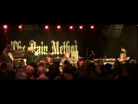 The Pain Method feat. Rob Moschetti/Rob Youells post live set..!