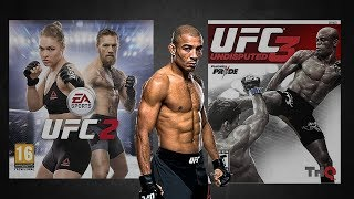 EA Sports UFC 2 vs UFC Undisputed 3!  - Which Jose Aldo Is Better?