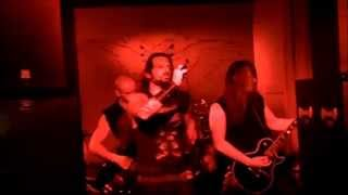 "Bliss of Flesh, ""Black Procession "", live @ café De Witte Non, Hasselt (B), June 6th 2014"