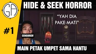 Download Video Horror Game Bahasa Indonesia - Hide And Seek : The Story of Dorothy (Gameplay - Walkthrough) MP3 3GP MP4