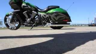 Gambar cover Mainland Cycle Center's Custom Kawasaki Vulcan 1700 Vaquero