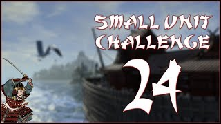 BANZAI - Mori (Legendary Challenge: Small Unit Size) - Total War: Shogun 2 - Ep.24!