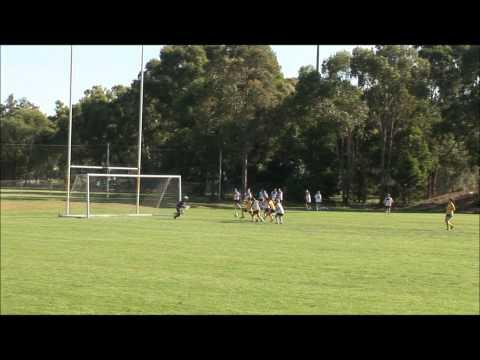Alex Lynn College Soccer Recruiting Video