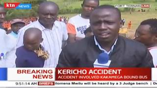 Death toll in Kericho accident hits 50, eye witnesses recount horrific ordeal