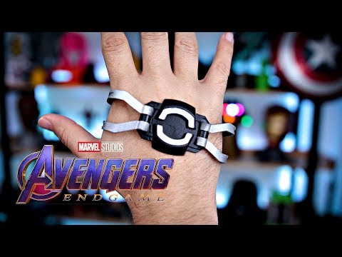 Avengers Endgame Time Travel GPS Replica Prop Build | 3D Printed
