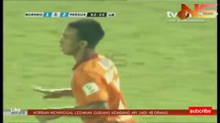 Pusamania Borneo FC 1 - 2 Persija Jakarta