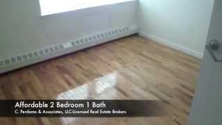 Affordable 2 Bedroom 1 Bath