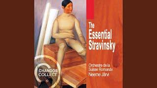 Canonic Variations on Vom Himmel hoch da komm ich her, BWV 769 (arr. I. Stravinsky) : Variation...