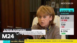 В Москве добились кардинальных изменений в тестировании больных коронавирусом - Москва 24