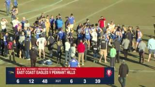 BLK AFL Sydney 2015 Premier Division Grand Final - East Coast Eagles v Pennant Hills