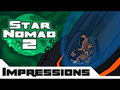 I'm Glad I've Got Life Insurance - Star Nomad 2 - Gameplay & First Impressions