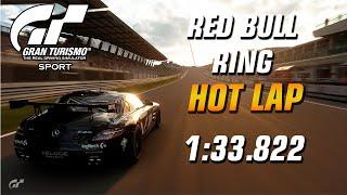 GT Sport Hot Lap // Manufacturer 2019/20 Ex. S3 Rd.8 (Gr.4) // Red Bull Ring