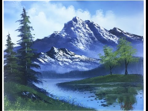 Painting With Magic ® SE 5: EP 12  Mountains in the west