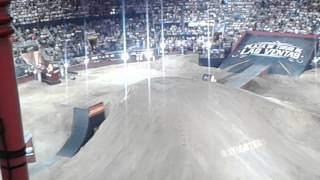 Red Bull X Fighter 2014 (Las Ventas) Dani Torres