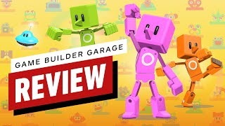 Game Builder Garage Review (Video Game Video Review)