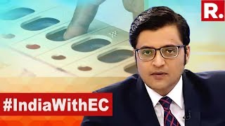 EVMs Easy Target For The Opposition? | The Debate With Arnab Goswami