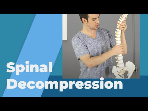 Spinal Decompression Benefits & Exercises (At Home)