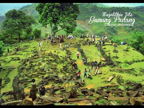 My Trip My Adventure, Megalith Site Gunung Padang, Situs Megalithikum Gunung Padang