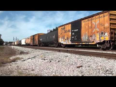 Trains in Waycross Georgia 12-6-15