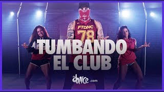 Tumbando El Club - Neo Pistea | FitDance Life (Coreografía Oficial)