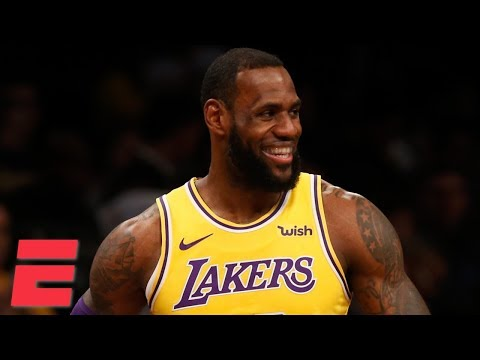 LeBron James' 34th birthday celebrated with game-winners, memorable dunks and more | NBA on ESPN