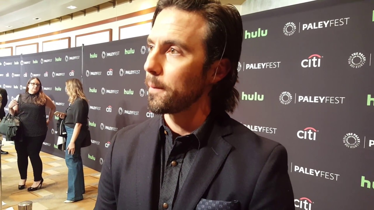 Milo Ventimiglia ('This Is Us') chats about Jack's flaws at PaleyFest 2017
