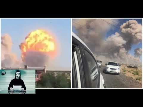 В Казахстане увеличилось число погибших в результате взрывов боеприпасов