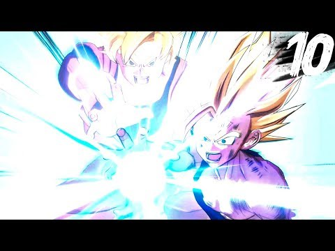 Dragon Ball Z Kakarot - OMG! FATHER SON KAMEHAMEHA- Part 10