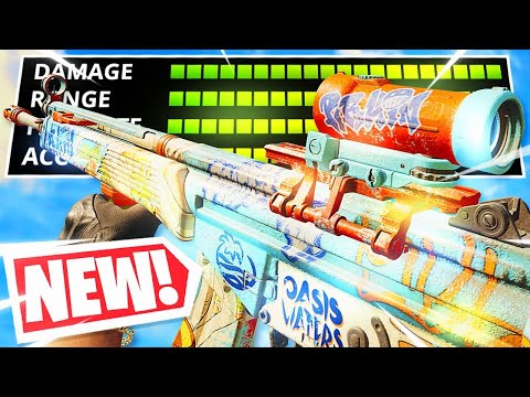 BETTER THAN THE AMAX! 🤯 (New Assault Rifle)