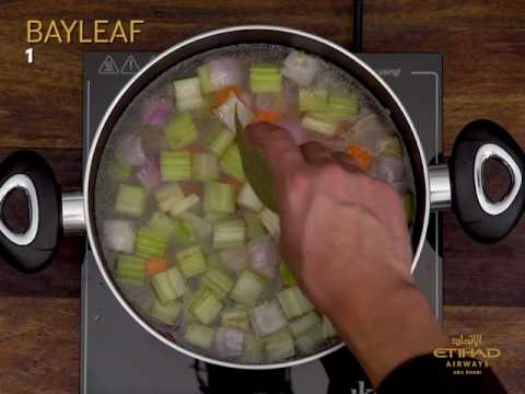 How to make Barley Chicken Soup   Etihad Airways