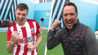 David Seaman and Matt Fitzpatrick team up for Soccer AM Pro AM!