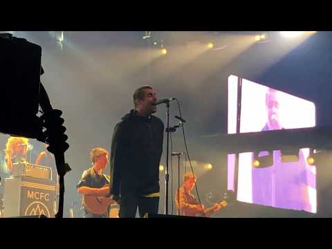 LIAM GALLAGHER - NOW THAT I'VE FOUND YOU - MOTORPOINT ARENA - CARDIFF - 11.11.19