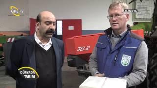Dünya da Tarım-Almanya Gübre Dağıtma Makineleri...