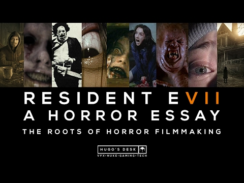 Resident Evil 7: Biohazard - A Gaming Essay - Film Horror references - Easter Eggs