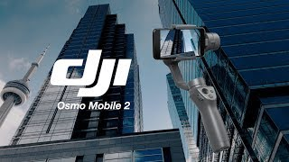 DJI Osmo Mobile 2 Review [4K] - The Best Smartphone Gimbal 2018? (iPhone X)