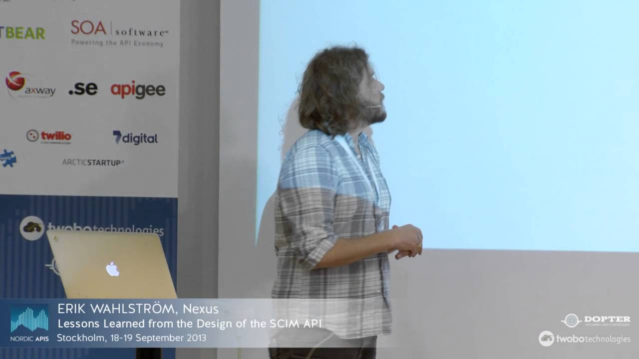 SCIM: Building the Identity Layer for the Internet | Nordic