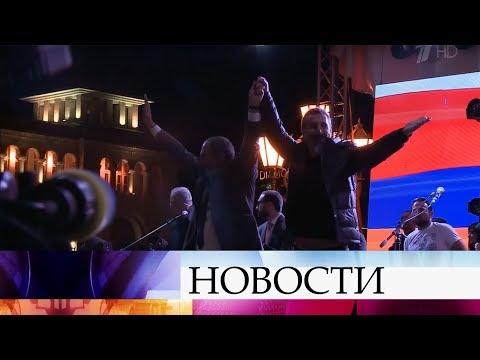 В Армении сегодня во второй раз попробуют избрать премьер-министра.