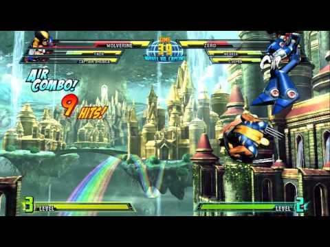 MVC3: Wolverine